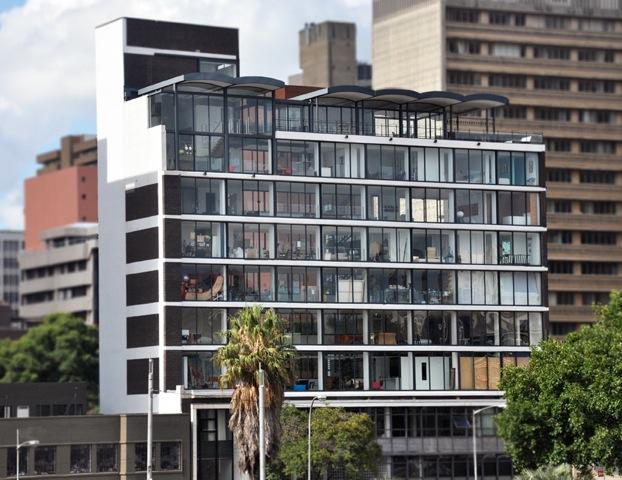 Property For Rent in Braamfontein, Johannesburg 1
