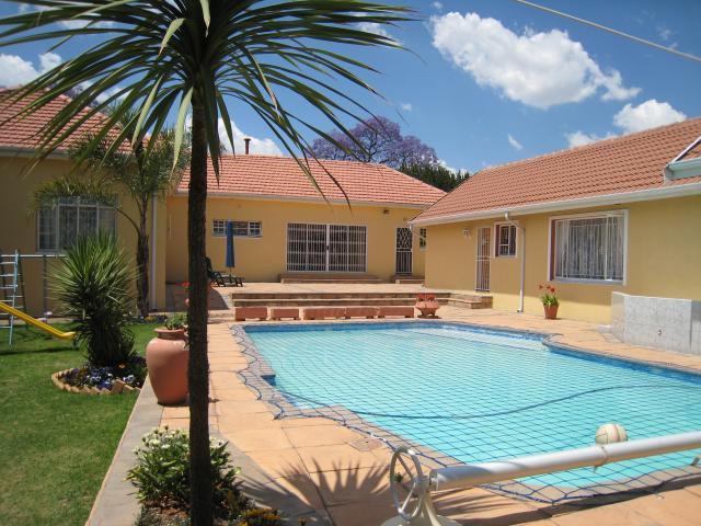 House For Sale in Emmarentia, Johannesburg