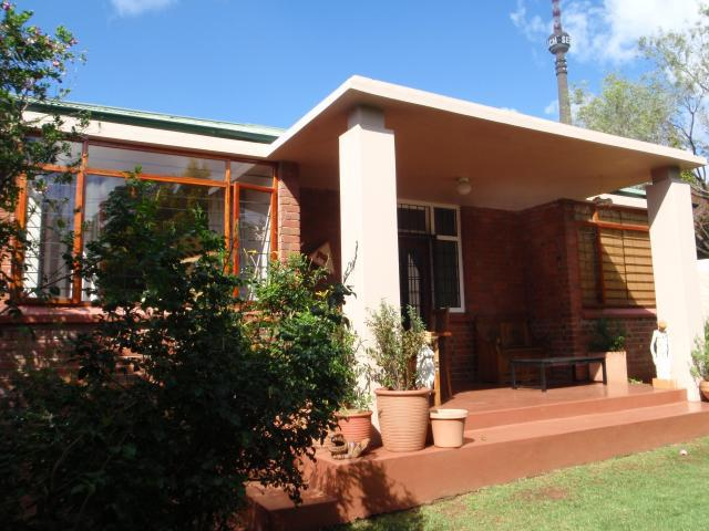 House For Sale in Auckland Park, Johannesburg